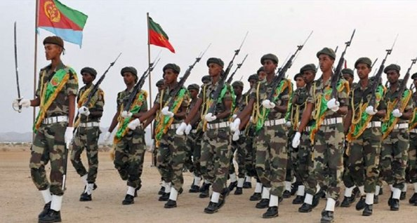 Eritrea-National-Service_Army