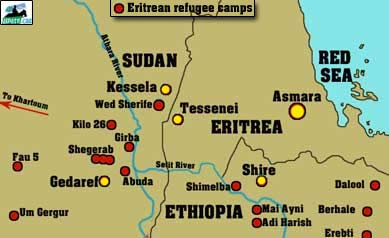 eritrean-refugee-camps