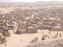 Shagarab refugee camp-image