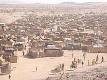 Shagarab refugee camp-image